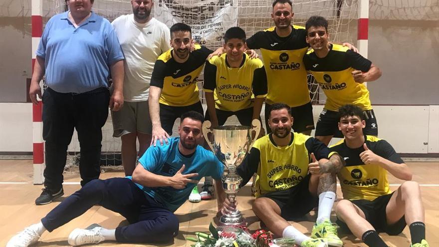 Súper Ahorro Castaño se adjudica el trofeo de las 36 Horas de Almendralejo
