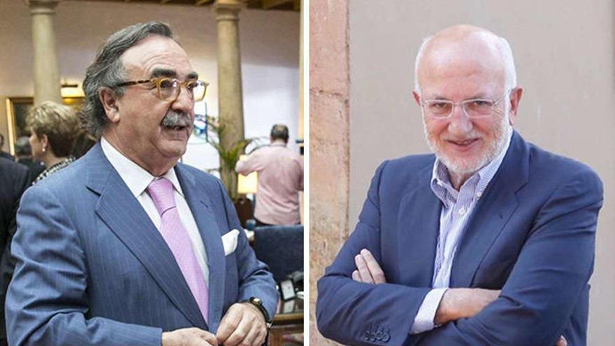 Blas Herrero y Juan Roig, interesados en entrar en Duro Felguera para reflotarla