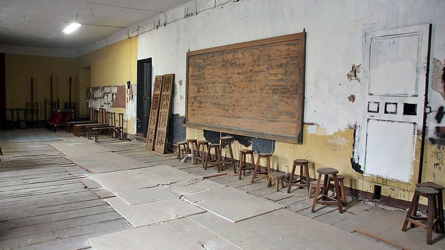 Redactan el proyecto para rehabilitar el Aula Picasso del Ateneo de Málaga
