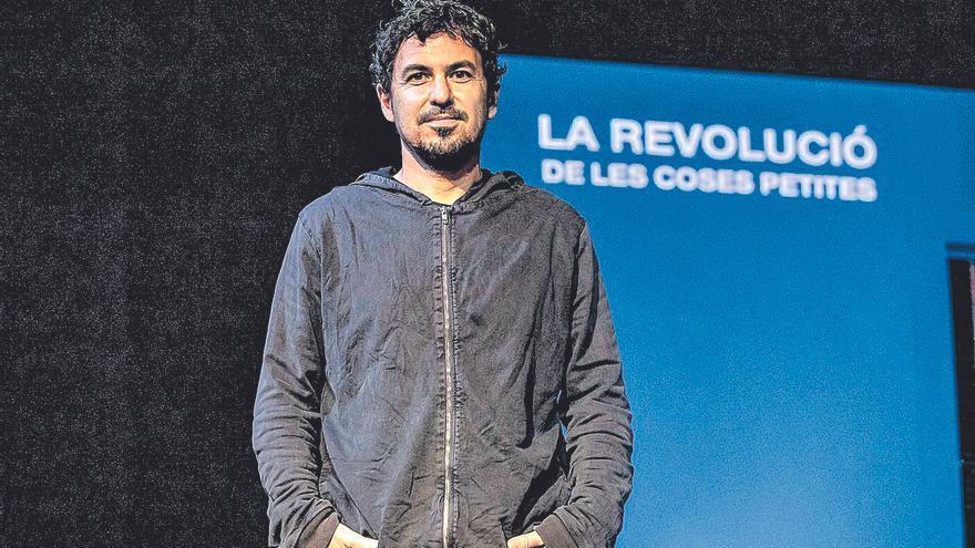 Jaume Miró: «Vivimos en el mundo del hacer, no del ser, por eso parar está mal visto»