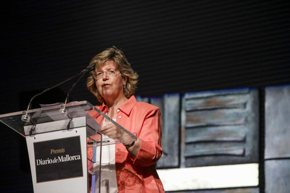 Margalida Riutort, presidenta de Càritas Mallorca