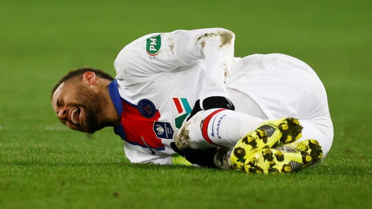 Neymar se pierde el Barça-PSG