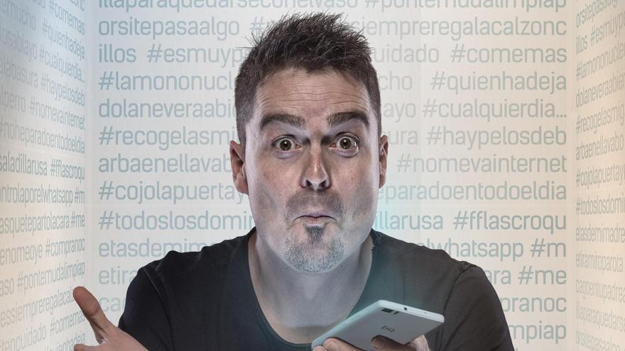 Álex Clavero – Mi madre es trending topic