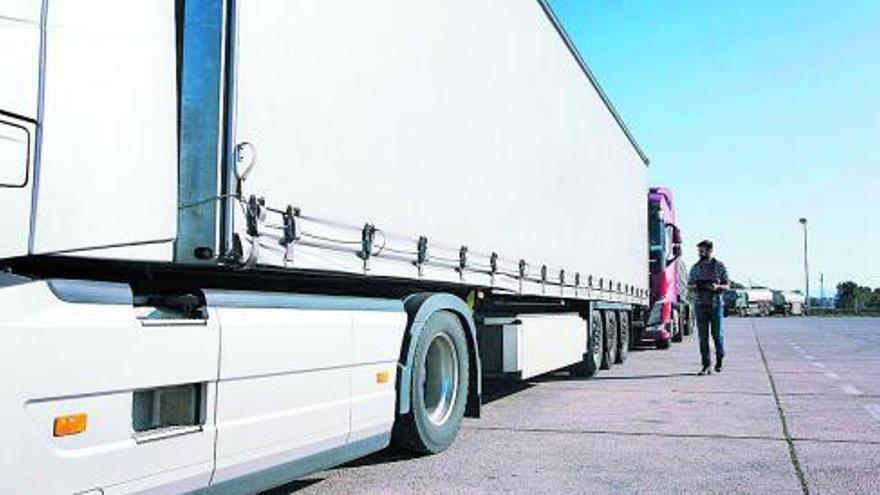 Las restricciones de circulación para camiones se toman un respiro