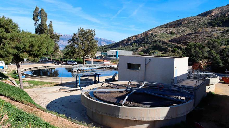 Benidorm pide 75.000 euros a la Diputación para renovar dos bombas de aguas residuales
