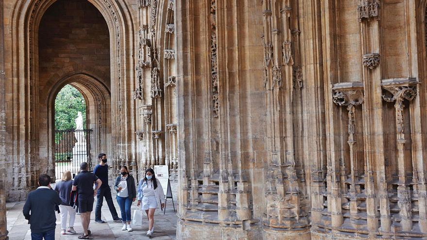 El turismo cultural resurge en Oviedo, con las mejores cifras desde la pandemia