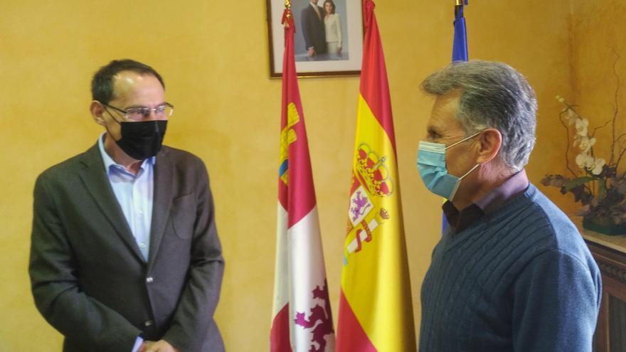 Pereruela pide más control de la Guardia Civil en los caminos de concentración