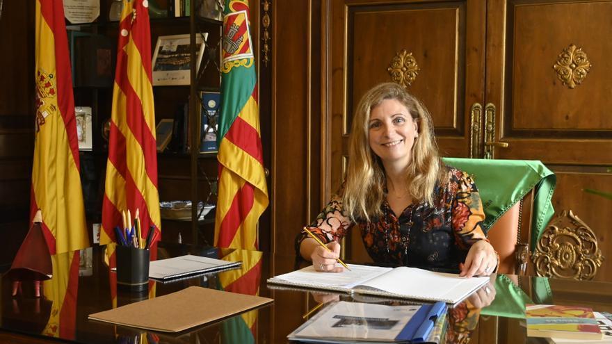 La alcaldesa de Castelló centrará el 'rescate postcovid' de la ciudad en el Plan General y los fondos europeos