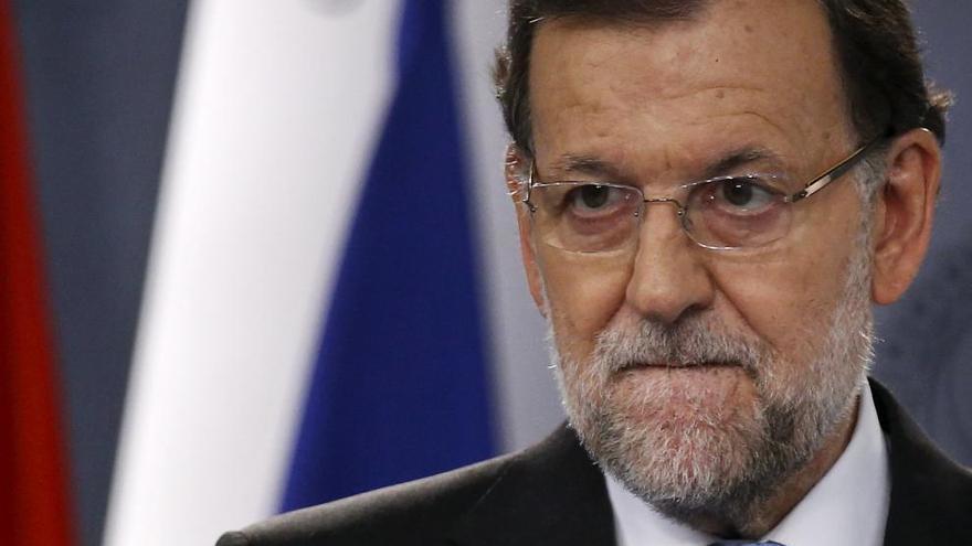 """Rajoy, """"satisfecho"""" por la rapidez del tribunal"""