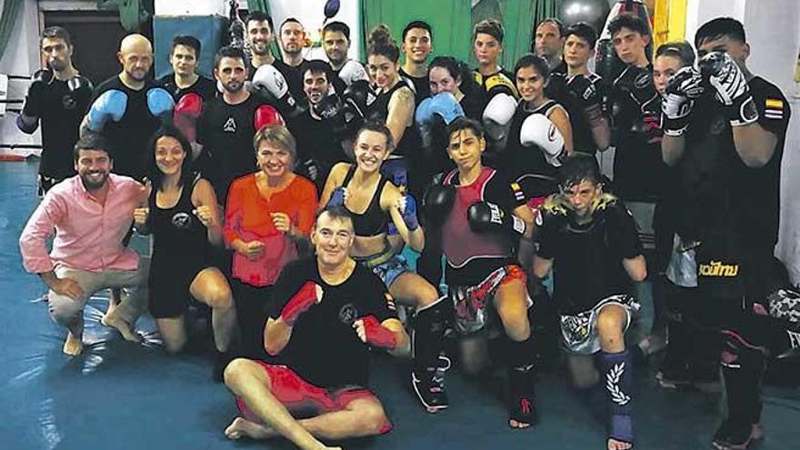 Boxeo y kick boxing piden a Cort un polideportivo y anuncian protestas