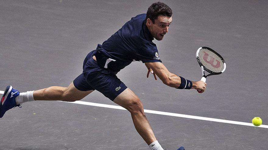 Bautista repite final en Doha