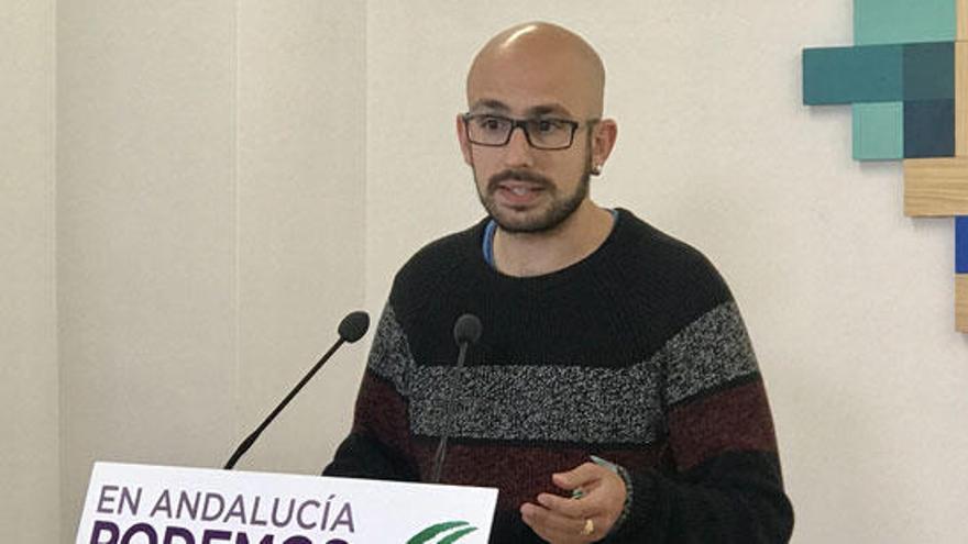 Podemos Andalucía descarta dejar el partido