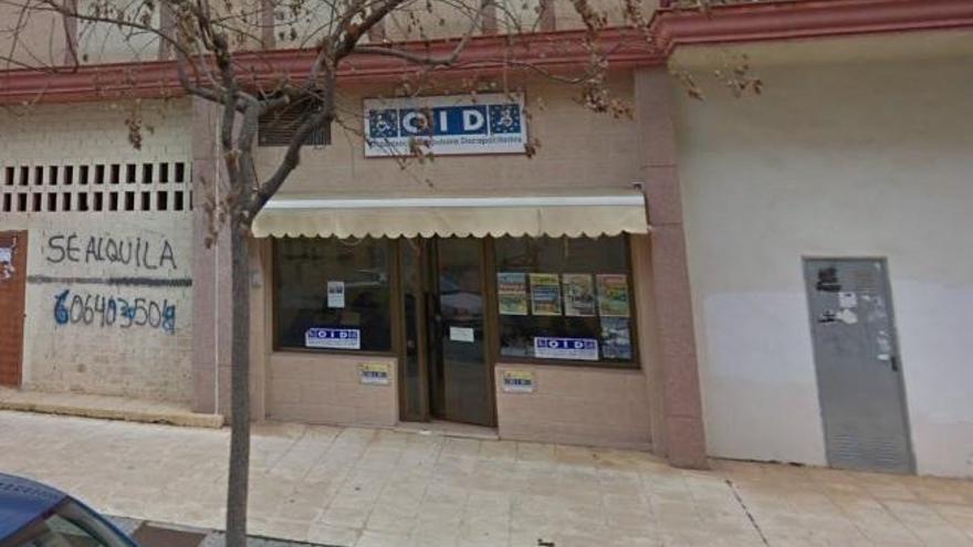 La Junta clausura la sede de la OID en Córdoba por presunta práctica de juego ilegal