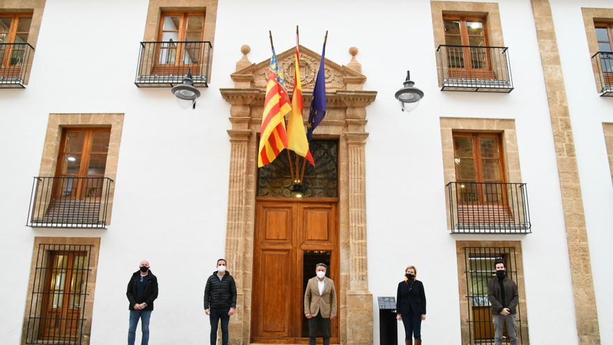 Todos los partidos hacen piña en Xàbia frente a la crisis de la covid-19