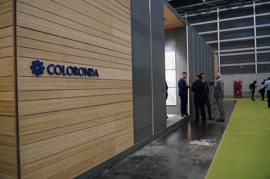 Coloronda en Cevisama 2020