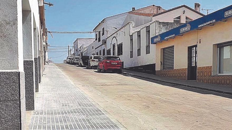 El Ayuntamiento de Peñarroya concluye varias obras municipales