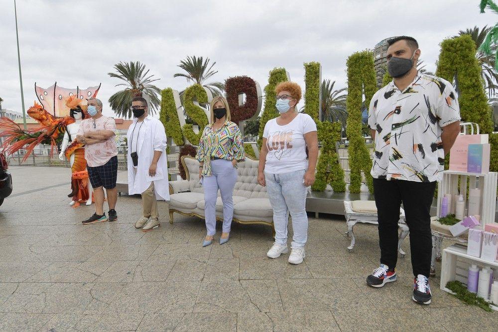 La pasarela «Carnaval Fashion Show» vuelve al parque Santa Catalina