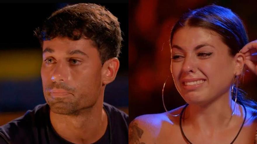 Lola y Diego son la pareja que tendrá la primera hoguera de confrontación de 'La islas de las tentaciones'