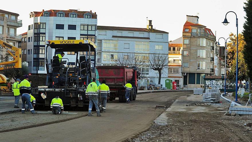La circunvalación de Beiramar da paso a la transformación del barrio de O Sineiro