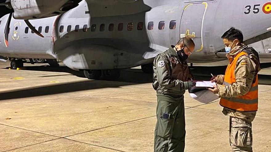 El Govern descarta por ahora pedir ayuda al Ejército para vacunar