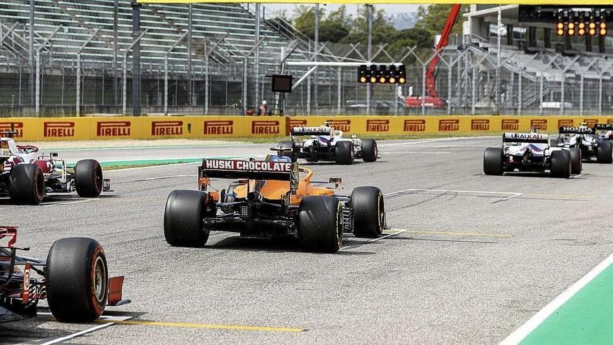 La Fórmula 1 torna a Mediaset amb el Gran Premi d'Espanya