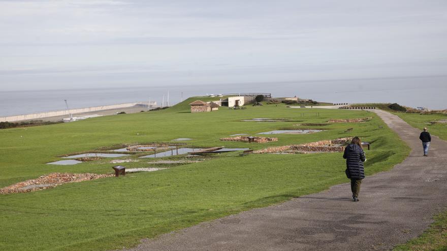 Hallan en el litoral de Gijón el cuerpo de un trubieco desaparecido