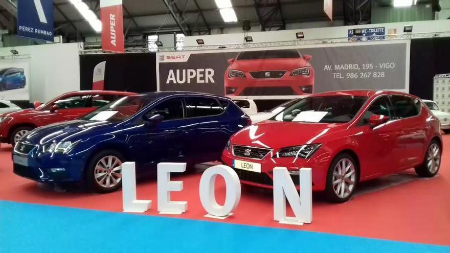 Seat en el Salón del Automóvil de Vigo