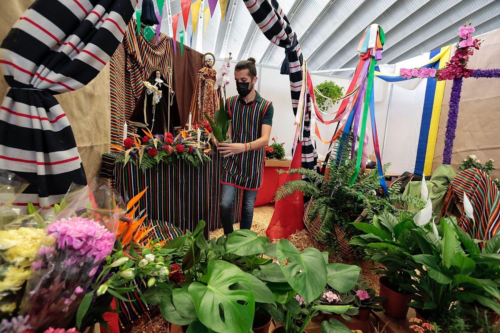 Exposición de Flores, Plantas y Artesanía