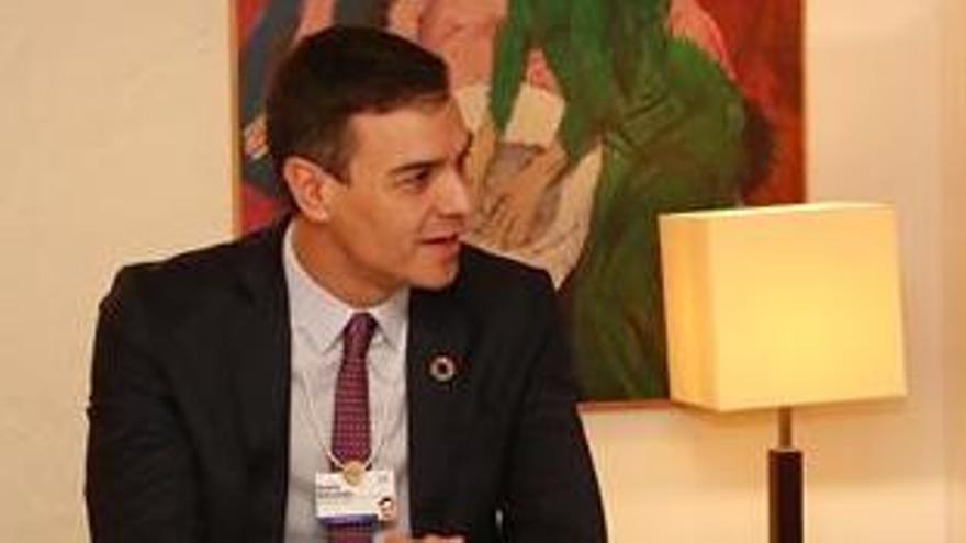 La JEC sanciona a Sánchez con 500 euros por su entrevista en Moncloa