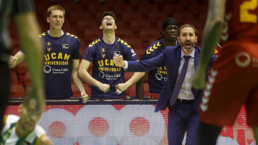 El cordobés Isma Corraliza debuta en la Liga ACB