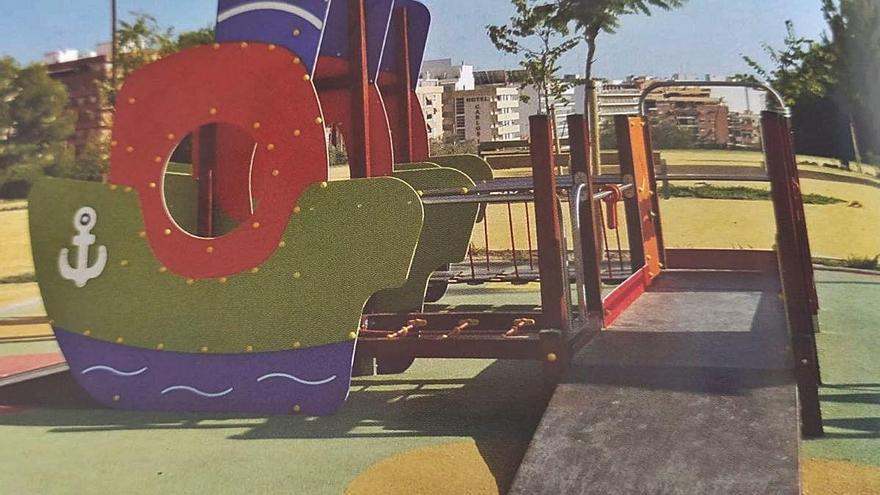 Canet contará con el primer parque infantil accesible de la comarca