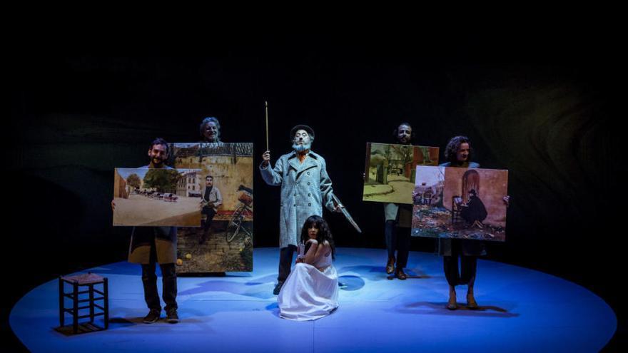Els Joglars actúa este viernes en el Auditorio de El Sauzal, con 'Señor Ruiseñor'