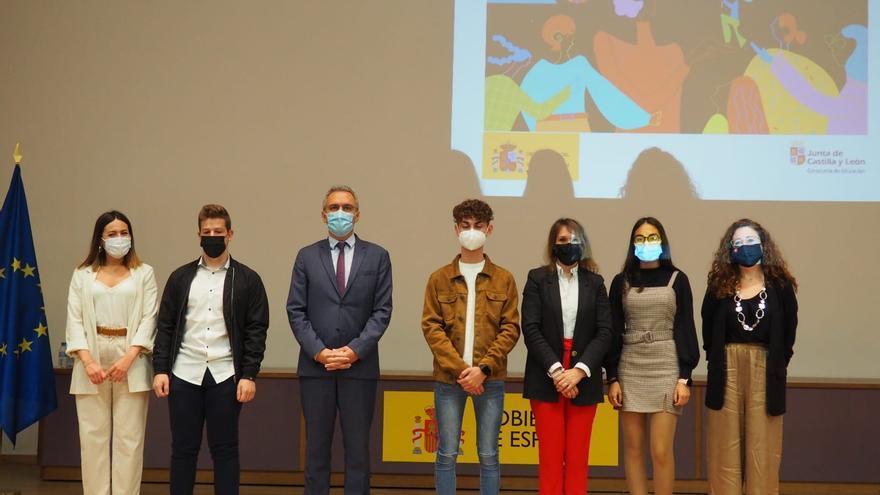 Dos alumnos del Pardo Tavera de Toro, premiados en un concurso de relatos por la igualdad