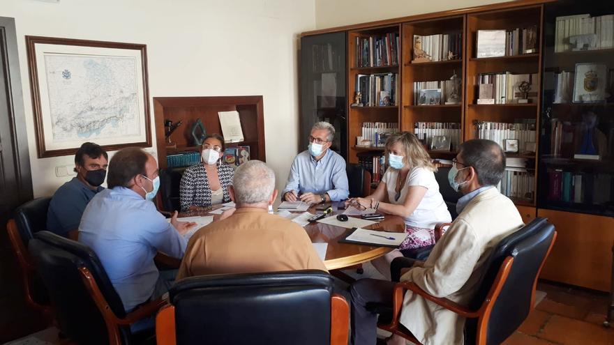 La Junta garantiza a los agricultores y ganaderos afectados por el incendio de Navalacruz (Ávila), el cobro de las ayudas de la PAC 2021