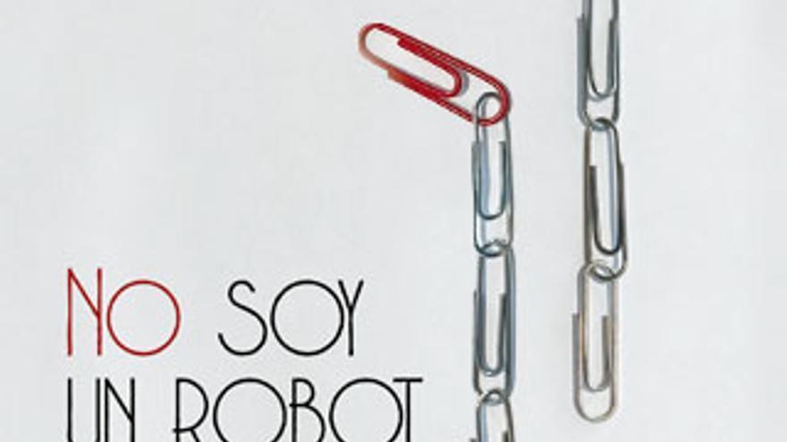 Presentación del libro - No soy un robot