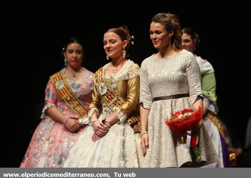 Vila-real homenajea a las reinas salientes