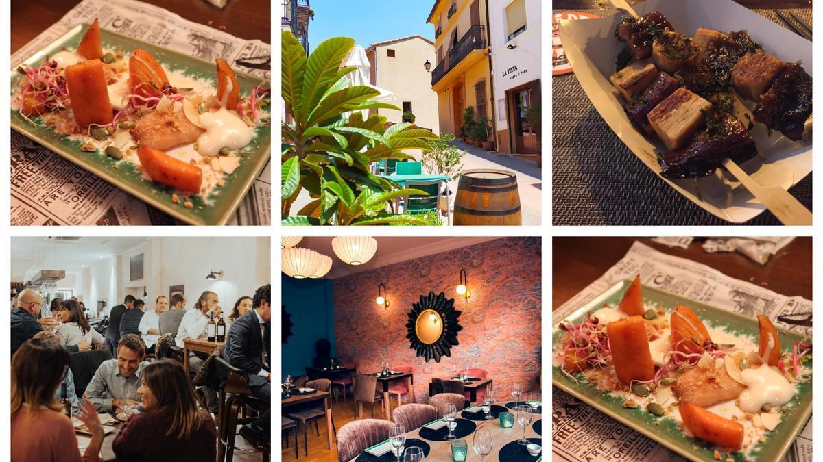 Restaurantes de Castellón.