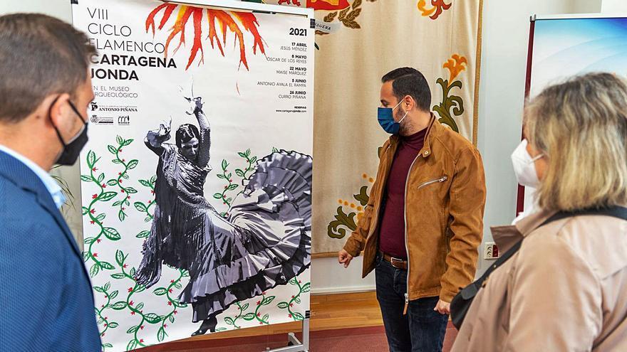 Los cantes del Levante protagonizan la octava edición de Cartagena Jonda