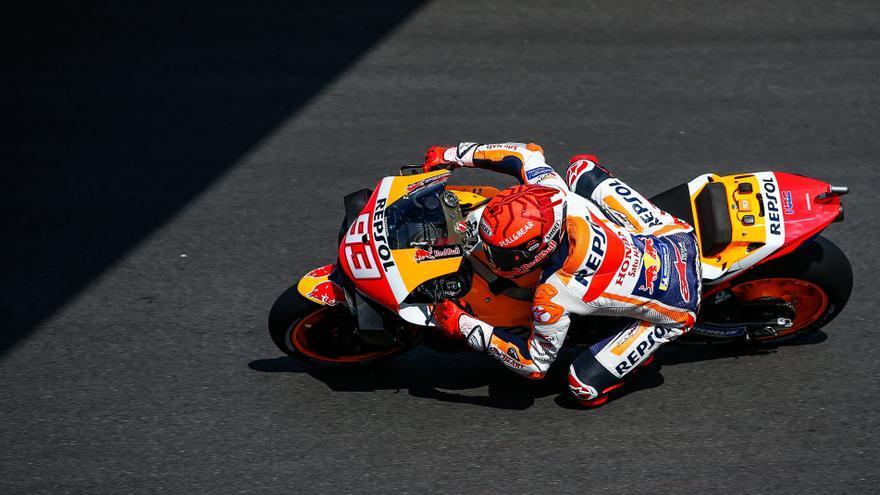 Marc Márquez vuelve enchufado al Mundial de MotoGP