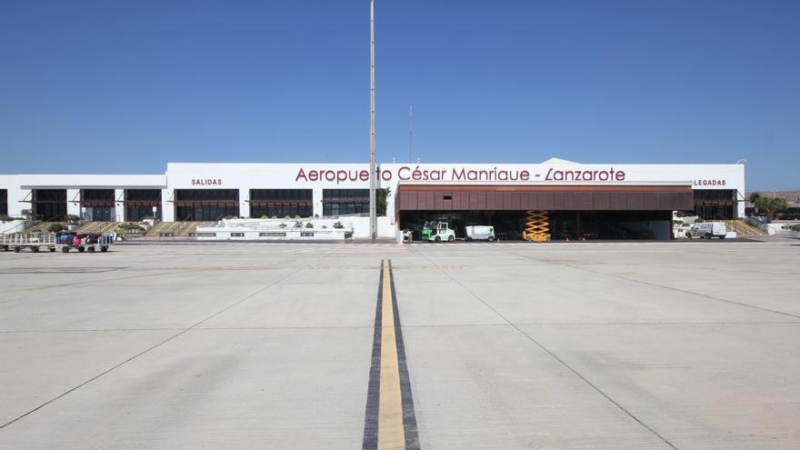 Aena reabrirá la próxima semana la Terminal 2 del aeropuerto César Manrique-Lanzarote