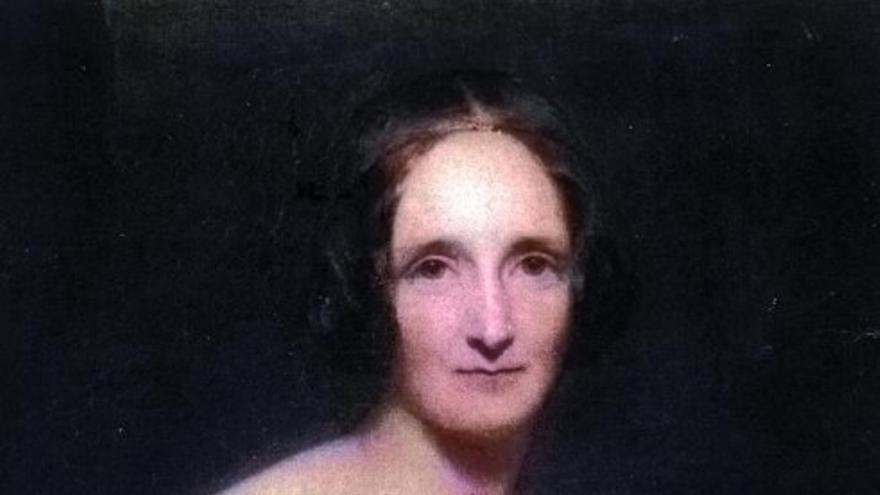 Un viaje romántico de Mary Shelley