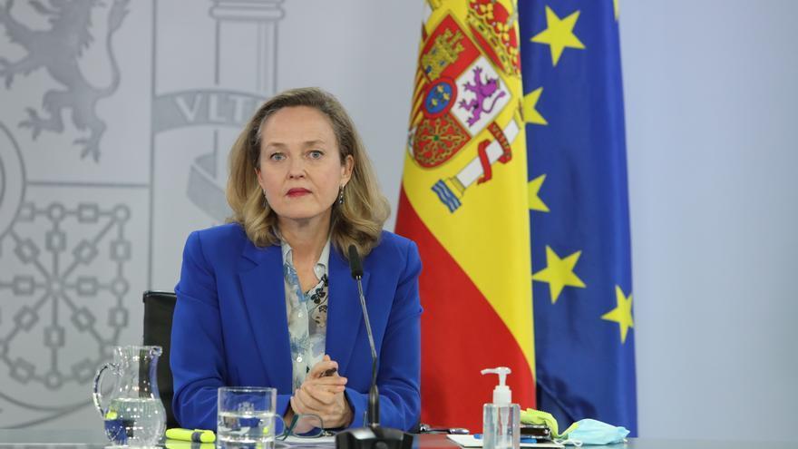 """Calviño vaticina un crecimiento """"muy robusto"""" de la economía en verano"""