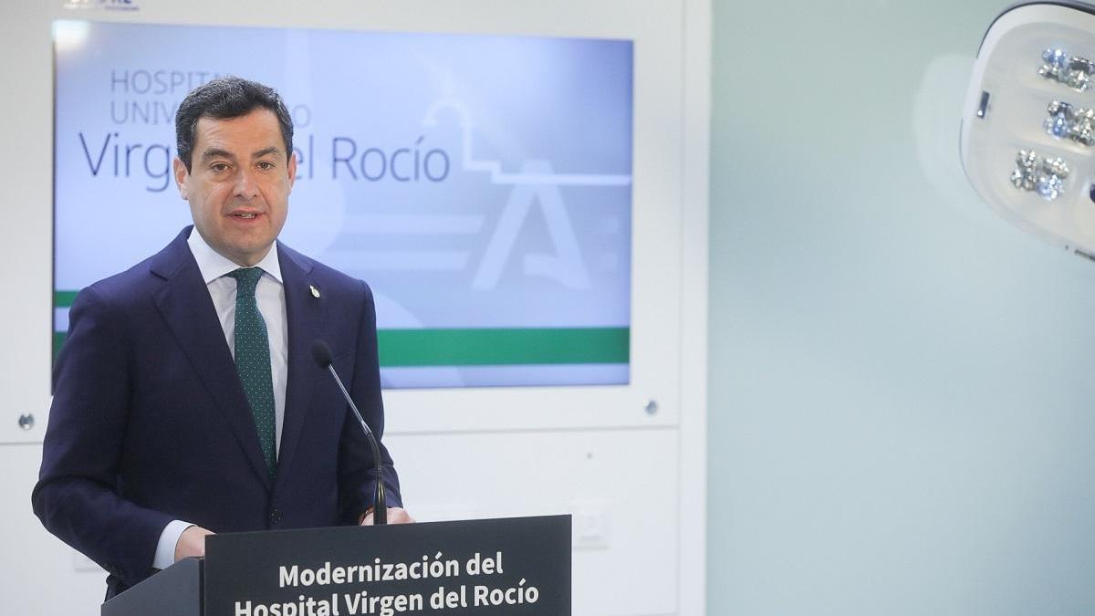 Andalucía recurrirá a todos los recursos sanitarios públicos y privados para afrontar la pandemia