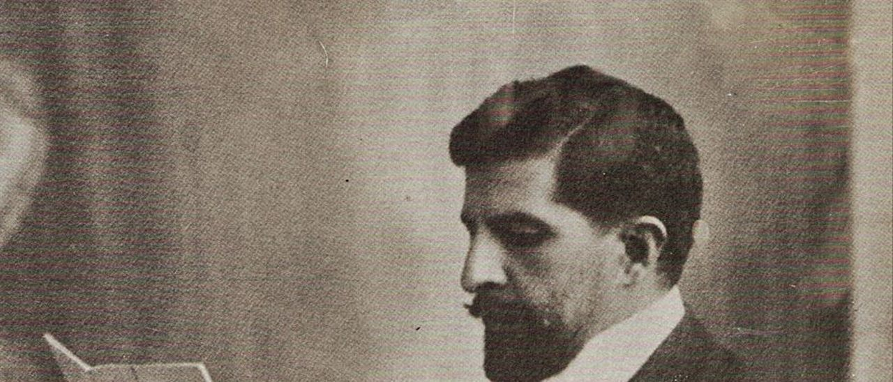 Gerardo Álvarez Limeses fue un pedagogo vocacional que dejó fuerte impronta en el Magisterio pontevedrés.  | // FOTO: J. PINTOS