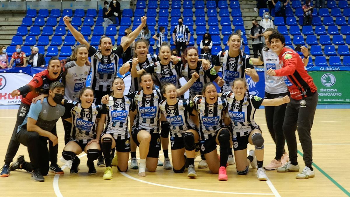 Vuelta de la semifinal de la EHF European Cup | Rincón Fertilidad - Atlético Guardés