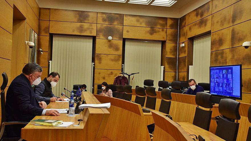 El alcalde de Siero apoya que la oposición pida en la Junta el dinero de las escuelas infantiles