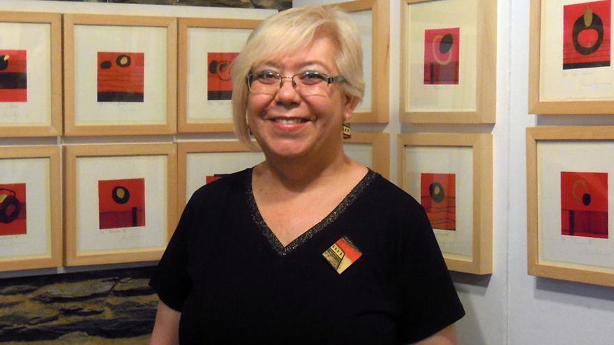 Exposició de 'Mitjans' a la Galeria Fort de Cadaqués