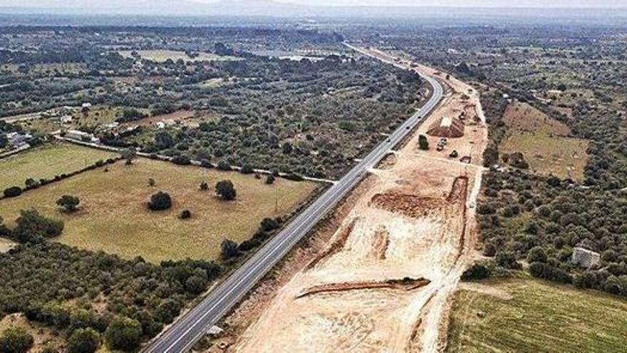 Umstrittener Ausbau der Landstraße nach Campos wird teurer