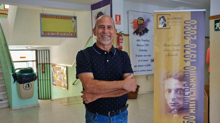 El Instituto Alonso Quesada, la casa del  espíritu crítico