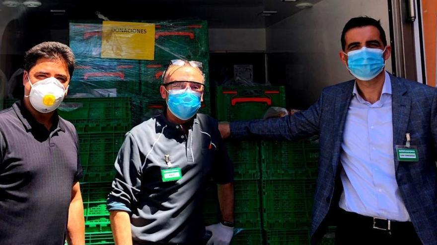 Mercadona donará alimentos al comedor social de Extiende Tu Mano de Dénia